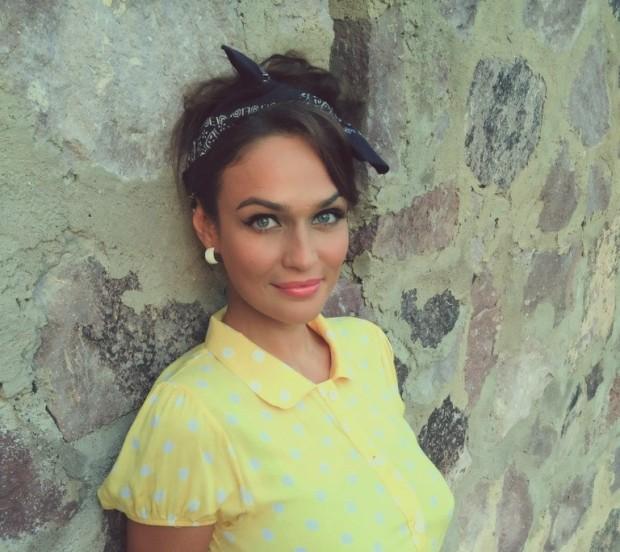 Алена Водонаева В Контакте