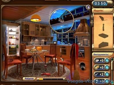 Секреты игры Загадочный дом В Контакте