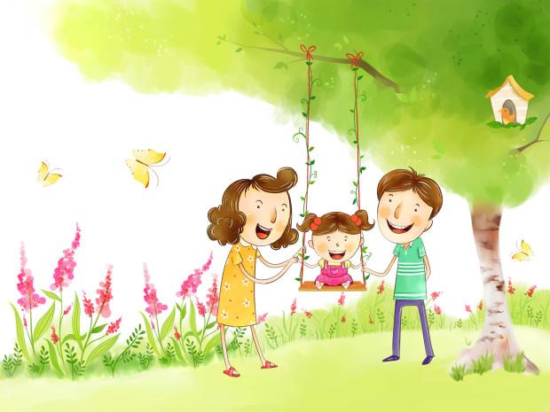 Статусы про семью
