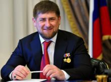 Ramzan Kadyrov VKontakte