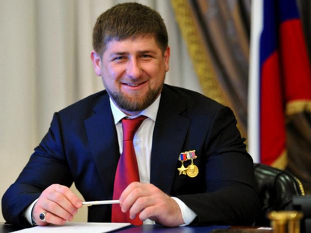 Ramzan Kadyrov V Kontakte
